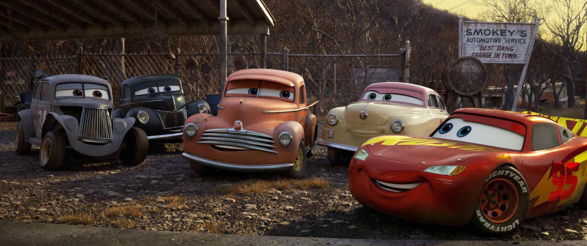 Cars 3 me ha gustado y no por la película, sino por lo que transmite